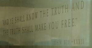 CIA Motto